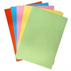 Бумага для принтера А4 цветная 80г/100л 5цветов*20л РАДУГА Папир