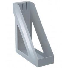 Лоток вертикальный 100мм серый БАЗИС ЛТ31 Стамм