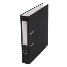 Папка-регистратор А4 50мм ПВХ цвет черный карман на корешке Lamark AF0601-BK1