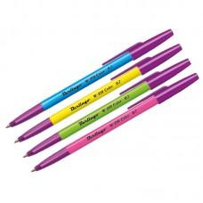 Ручка шар. Berlingo Color W-219 синяя 0,7мм CBp_70912 яркий корпус