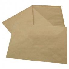 Конверт 229*324мм С4 крафт-бумага клеевой слой треугольный клапан 80 г/м2  (1/25шт) Brauberg 112365
