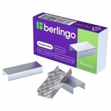 Скобы для степлера №10 Berlingo Perfect (1000скоб) энергосберегающие усилия DSk_10000