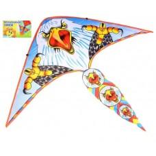 Воздушный змей Орел большие лапы 50*110см 325411