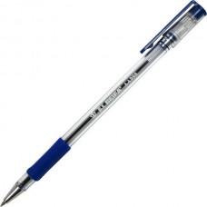 Ручка шар. BEIFA AA-999-BL синяя 0,7мм масляная, резиновый держатель