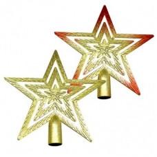 Верхушка на елку Звезда 20см золото J.Otten 9346/9347