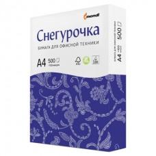 Бумага для принтера А4 500л 80г СНЕГУРОЧКА (класс С) белизна ISO-94%, яркость CIE-146% (***)