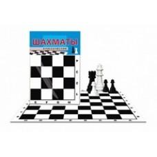 Игра настольная Шахматы классические, в пакете РК  ИН-0160