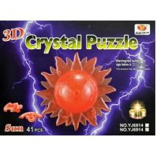 Головоломка 3D Солнце 3DKP-YJ6914