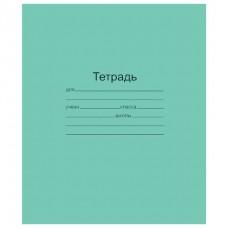 Тетрадь 24л клетка зел/обл МАЯК Т5024Т2 ЗЕЛ 5Г/160 (***)