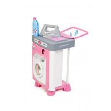 Акция! Набор для уборки Carmen №2 со стиральной машиной 45*23*24см  (в пакете) Полесье 47939