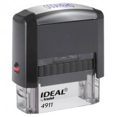 Штамп готовый ОПЛАЧЕНО 38*14мм Trodat ideal 4911 DB-1.2