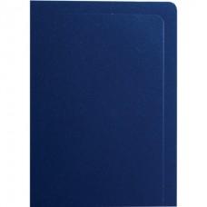 Папка 10 файлов синяя 0,50мм Staff 225688