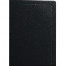 Папка 10 файлов черная 0,50мм STAFF 225689
