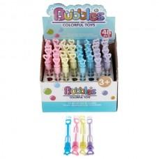 Мыльные пузыри нелопающиеся колба 11см Bubbles Colourful Toys 1889223