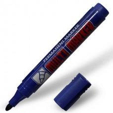 Маркер перм. круглый 3 мм синий Multimarker CPM-800