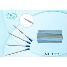 Акция!Стержень шар. поворотный 115мм синий 0,7мм для автоматов МС-1502