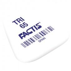 Ластик FACTIS TRI-65 треугольный 36*33*6мм (Испания) для карандашей PNFTRI65