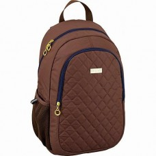 Акция!Рюкзак молодежный 12л Kite Beauty женский коричневый полиэстер мягкая спинка K16-866L