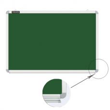 Доска магнитно-меловая 90*120см зеленая настенная Brauberg 231706