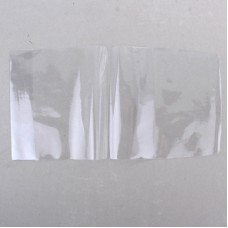 Обложка тетради 212*345мм 110мк ПВД прозрачная 20.14т Форт (64)