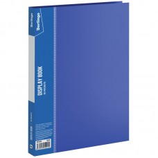 Папка 30 файлов синяя 0,60мм Standard Berlingo MT2433