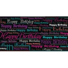 Открытка-конверт Happy birthday! 2-16-2146А