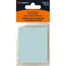 Блок самоклеящ.38*51мм 100л пастель голубой Lamark SN1110-BL