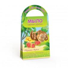 Набор для мыловарения Обезьянка Тутси (тропические фрукты) в конверте Аромафабрика С0218