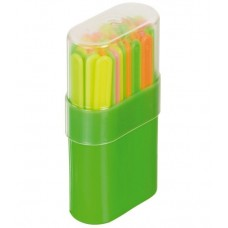 Палочки счетные пластик 50шт в тубусе Стамм СП04
